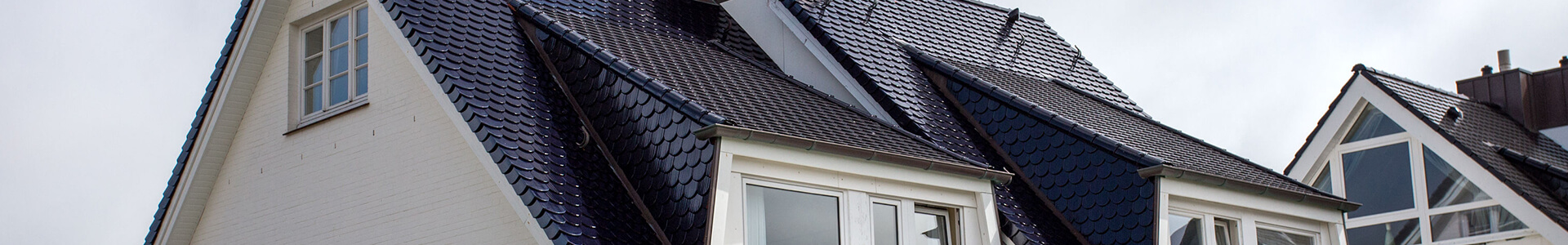 Pitched roofs luton